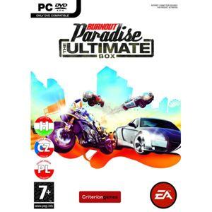 Burnout: Paradise CZ (The Ultimate Box) PC