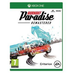 Burnout: Paradise (Remastered) XBOX ONE