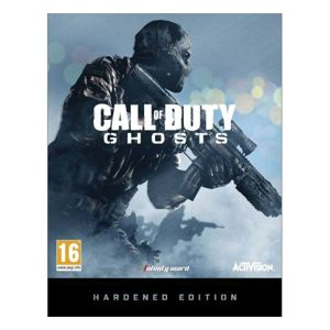 Call of Duty: Ghosts (Hardened Edition) PS4