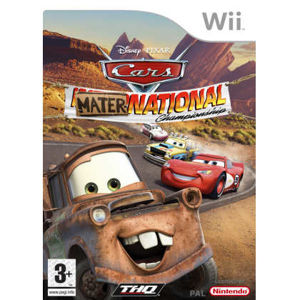Cars: Mater-National Championship Wii