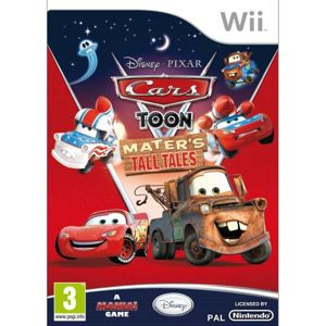 Cars Toon: Mater's Tall Tales Wii
