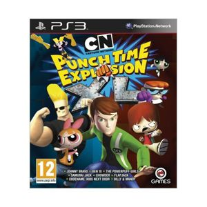 Cartoon Network: Punch Time Explosion XL PS3