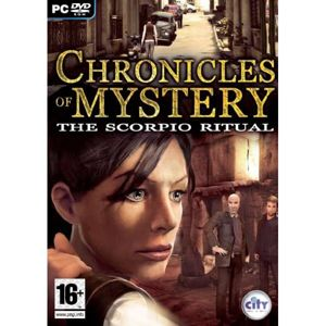 Chronicles Of Mystery: The Scorpio Ritual PC