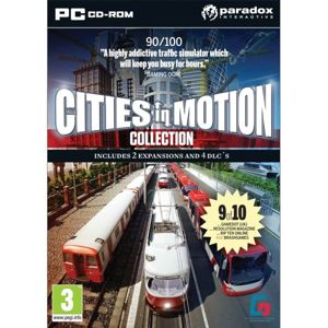 Cities in Motion Collection PC