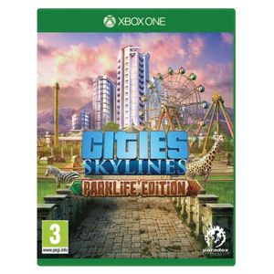 Cities: Skylines (Parklife Edition) XBOX ONE