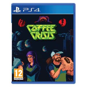 Coffee Crisis (Special Edition) PS4
