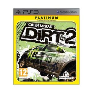 Colin McRae: DiRT 2 PS3