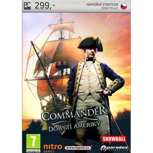 Commander: Dobytie Ameriky CZ PC