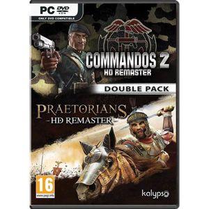 Commandos 2 & Praetorians (HD Remaster Double Pack) PC