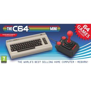 The Commodore C64 Mini