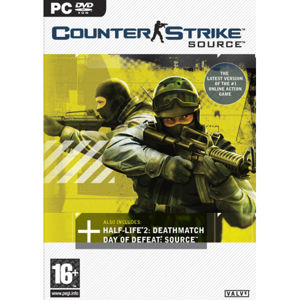 Counter Strike: Source PC
