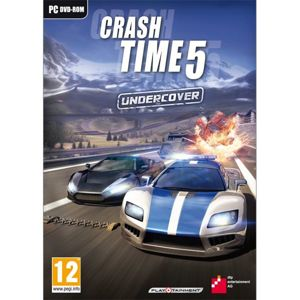 Crash Time 5: Undercover PC