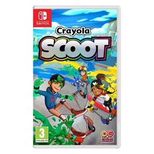 Crayola Scoot NSW