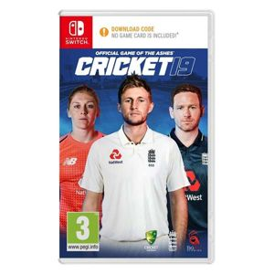 Cricket 19: The Official Game of the Ashes NSW