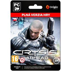 Crysis: Warhead CZ [Origin]
