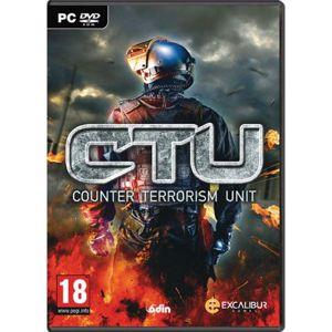 CTU: Counter Terrorism Unit PC