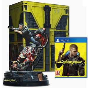 Cyberpunk 2077 CZ (Collector's Edition) PS4