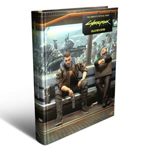 Cyberpunk 2077: The Complete Official Guide (Collector's Edition) komiks