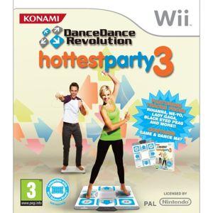 Dance Dance Revolution: Hottest Party 3 + tanečná podložka Wii
