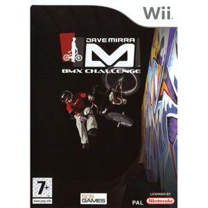 Dave Mirra BMX Challenge Wii