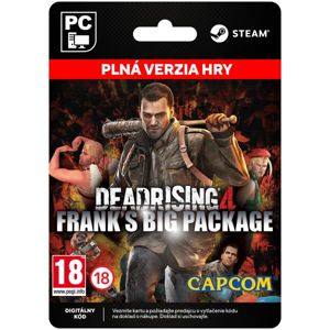 Dead Rising 4: Frank's Big Package [Steam]