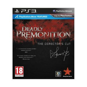 Deadly Premonition (The Director's Cut) PS3