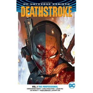 Deathstroke 1: The Professional (Rebirth)  komiks