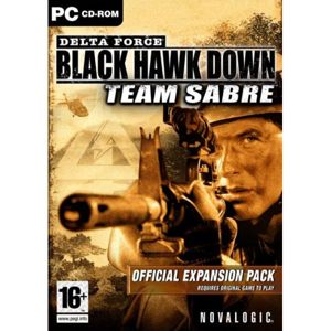 Delta Force Black Hawk Dawn: Team Sabre PC