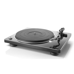 Denon DP-400, black
