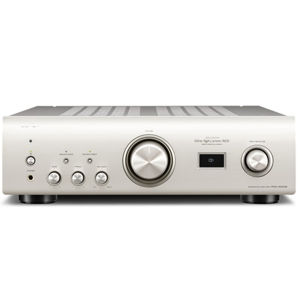 Denon PMA-1600NE, silver