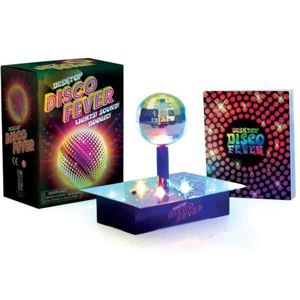 Desktop Disco Fever: Lights! Sound! Boogie! (Miniature Editions)  RP461592