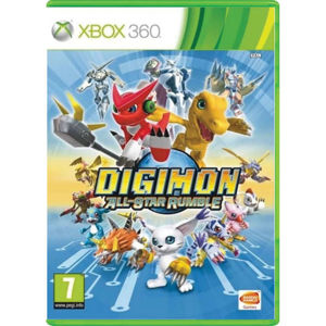 Digimon All-Star Rumle XBOX 360