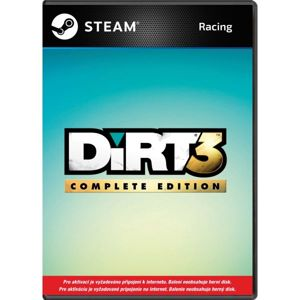 DiRT 3 (Complete Edition) PC CD-KEY  CD-key