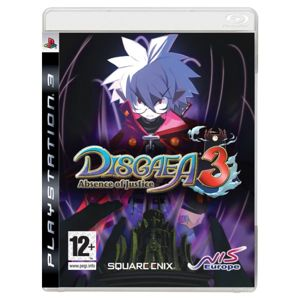 Disgaea 3: Absence of Justice PS3