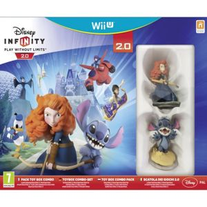 Disney Infinity 2.0: Disney Originals (Toy Box Combo Pack) Wii U