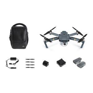 DJI kvadrokoptéra Mavic Pro Fly More Combo, 4K Full HD kamera - DJIM0250C