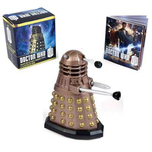 Doctor Who: Dalek and Illustrated Book (Miniature Editions) RP449316