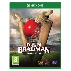Don Bradman Cricket 17 XBOX ONE
