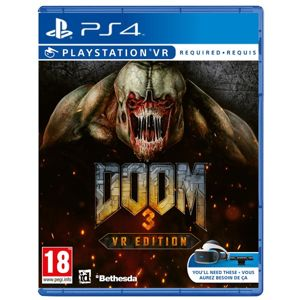 Doom 3 (VR Edition) PS4
