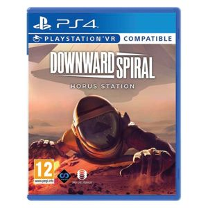 Downward Spiral: Horus Station PS4