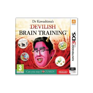 Dr. Kawashima´s Devilish Brain Training: Can You Stay Focused? 3DS