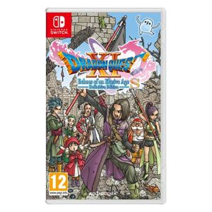 Dragon Quest 11 S: Echoes of an Elusive Age (Definitive Edition) NSW