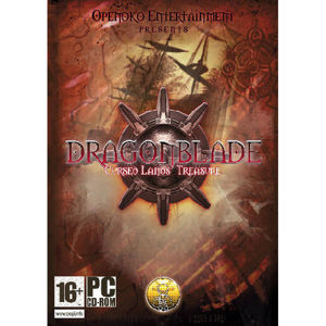 Dragonblade: Cursed Lands Treasure CZ PC