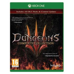 Dungeons 3 (Complete Collection) XBOX ONE