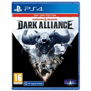 Dungeons & Dragons: Dark Alliance (Day One Edition) PS4