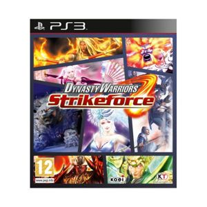 Dynasty Warriors: Strikeforce PS3