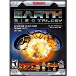 Earth 2150 Trilogy PC