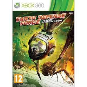 Earth Defense Force: Insect Armageddon XBOX 360