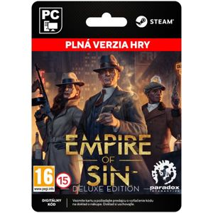 Empire of Sin (Deluxe Edition) [Steam]