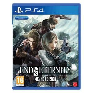 End of Eternity (4K/HD Edition Collector's Box) PS4